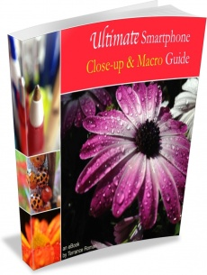 Ebook cover: Ultimate Smartphone Close-up and Macro Guide