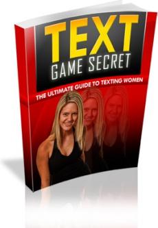 Ebook cover: Text Game Secrets