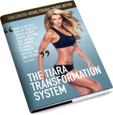 Ebook cover: The Tiara Transformation System