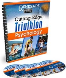 Ebook cover: Renegade Cutting-Edge Triathlon Psychology