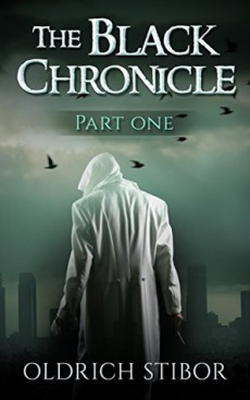 Ebook cover: The Black Chronicle (Part 1)