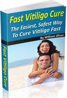 Ebook cover: Fast Vitiligo Cure