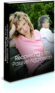 Ebook cover: Recovering from Passive Aggression