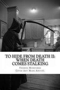 Ebook cover: TO HIDE from DEATH