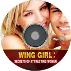 Ebook cover: Wing Girls