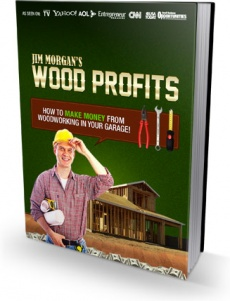 Ebook cover: Wood Profits
