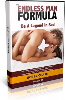 Ebook cover: Endless Man Formula