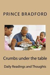 Ebook cover: Crumbs under the table