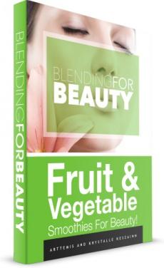Ebook cover: Blending for Beauty