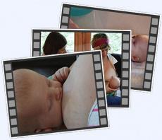 Ebook cover: Breastfeeding