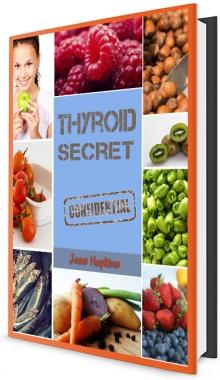Ebook cover: Thyroid Secret