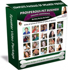 Ebook cover: Prosperous Pet Business