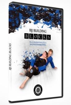 Ebook cover: BJJ Building Blocks