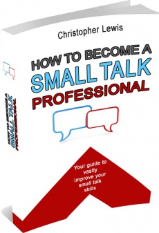Ebook cover: How to Become a Small Talk Professional