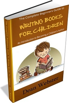 Ebook cover: Writing Books For Children