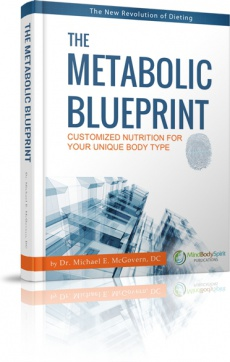 Ebook cover: The Metabolic Blueprint
