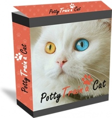 Ebook cover: Potty Train a Cat