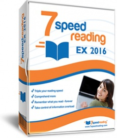 Ebook cover: 7 Speed Reading