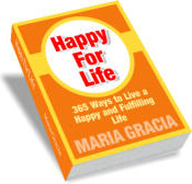 Ebook cover: Happy for Life