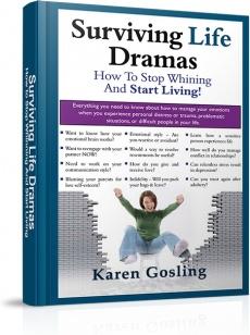 Ebook cover: Surviving Life Dramas