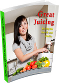 Ebook cover: Great Juicing: Juicing for Health and Vitality