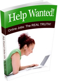 Ebook cover: Help Wanted