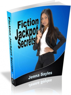 Ebook cover: Fiction Jackpot Secrets