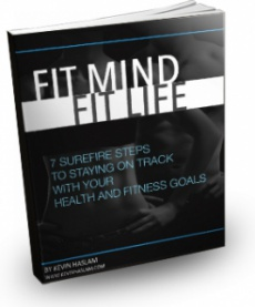 Ebook cover: Fit Mind Fit Life