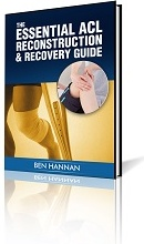 Ebook cover: The Essential ACL Reconstruction and Recovery Guide