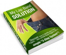 Ebook cover: The Lap Band Solution