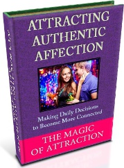 Ebook cover: The Magic Of Attraction Training Course
