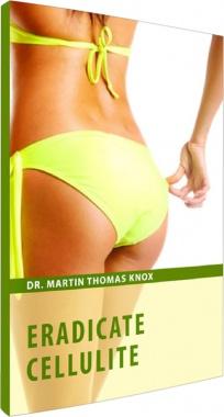 Ebook cover: Eradicate Cellulite