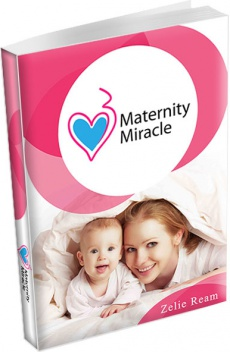 Ebook cover: The Maternity Miracle