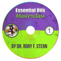 Ebook cover: Essential Oils and Aromatherapy Masterclass