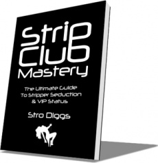 Ebook cover: The Ultimate Strip Club Seduction Guide