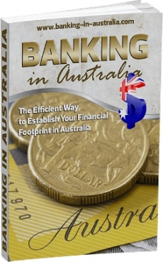 Ebook cover: Banking in Australia