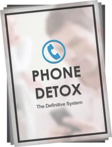 Ebook cover: Phone Detox