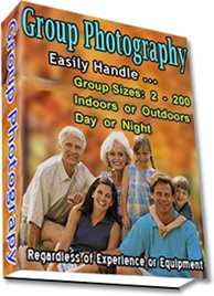 Ebook cover: Group Photography