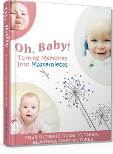 Ebook cover: Oh Baby! Turning Memories into Masterpieces