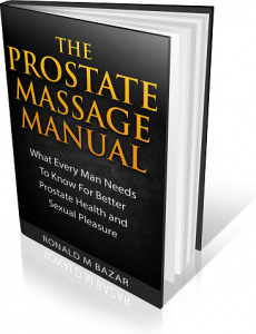Ebook cover: The Prostate Massage Manual