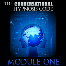 Ebook cover: Conversational Hypnosis Code
