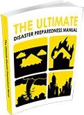 Ebook cover: The Ultimate Disaster Preparedness Manual