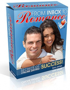 Ebook cover: From Inbox To Romance