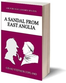 Ebook cover: A Sandal from East Anglia