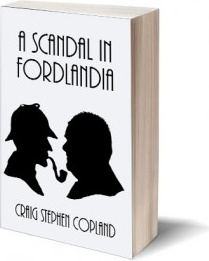 Ebook cover: A Scandal in Fordlandia
