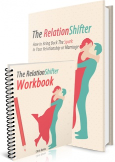 Ebook cover: The RelatiohSHIFTER