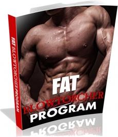 Ebook cover: The Fat Blowtorcher Program