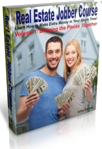 Ebook cover: Real Estate Jobber Course