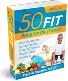 Ebook cover: 50 FIT