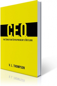 Ebook cover: The Christian Entrepreneur's Outlook